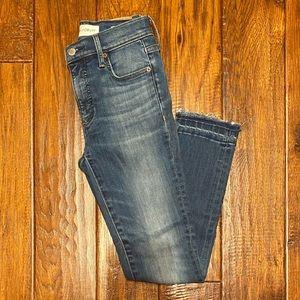 Denim Forum Skinny Jeans